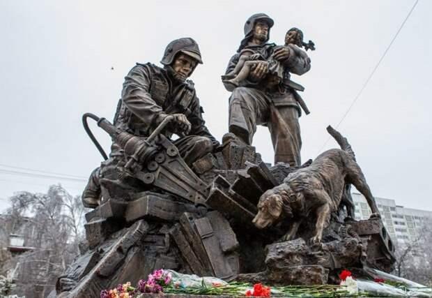В столице хранят память о героях-спасателях
