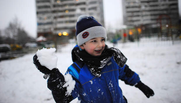 Без осадков и 10‑градусный мороз ожидается в Подольске в последний день осени