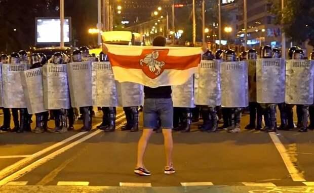 Белоруссии уготовили судьбу Югославии
