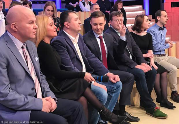Почему они все больше и больше наглеют в эфире российского ТВ?