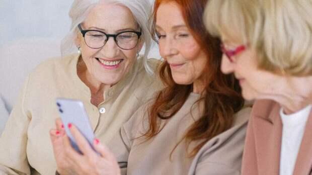 Постоянную скидку насвязь получили пенсионеры отМегаФона