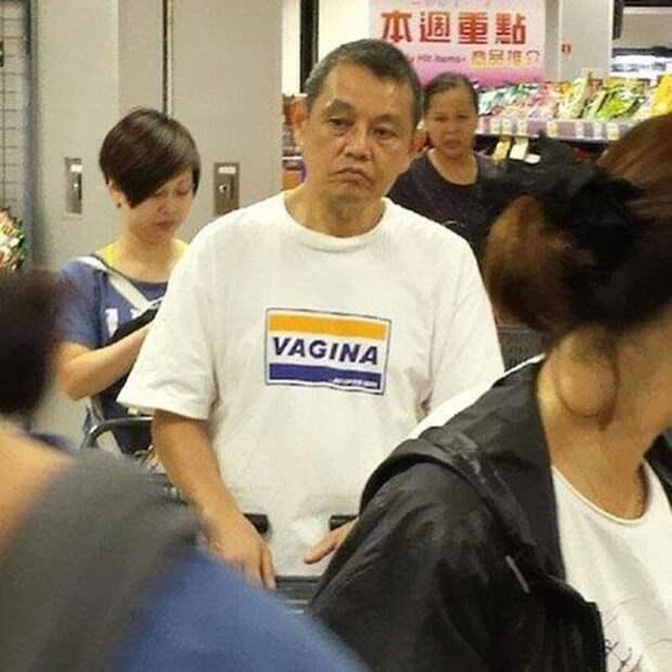 Люди, которые погорячились с выбором принта на футболке