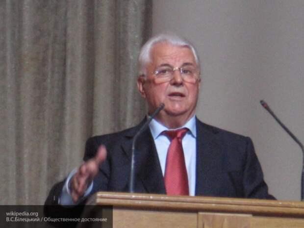 Кравчук о людях, создавших независимую Украину: «Их надо было остановить»