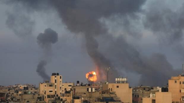 Движение ХАМАС заявило об ударе по израильскому химзаводу