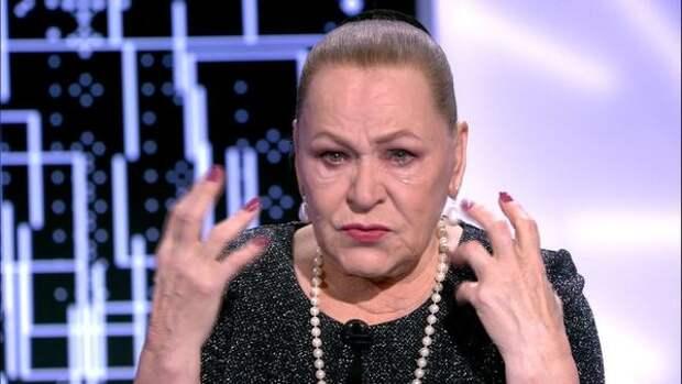 """""""Что я такого сделала?"""": Раиса Рязанова расплакалась, рассказывая о своей большой личной утрате"""