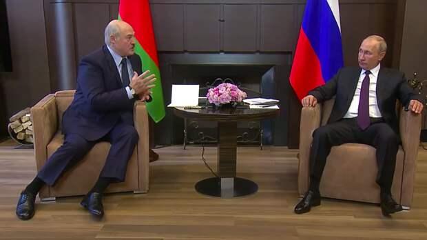 Лукашенко готовится к третьему в 2021 году визиту в Россию