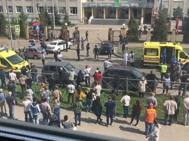Выпускным классам казанской гимназии дадут дополнительное время на экзаменах