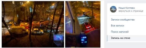 В проезде Черепановых неизвестные будили водителей ударами по машинам
