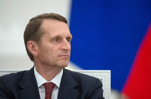 Великобритания идет на открытую конфронтацию с Россией вместо того чтобы развивать диалог – Глава СВР