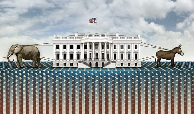 """Американские демократы или республиканцы кто из них """"утопит"""" Украину"""