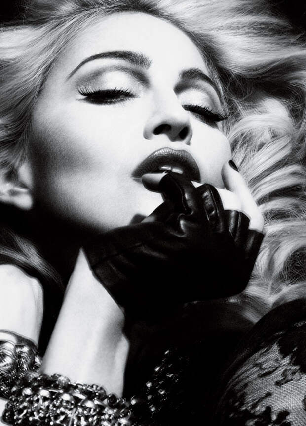 25 самых соблазнительных фотографий Мадонны