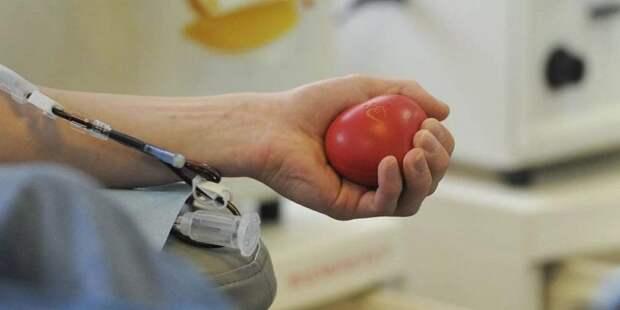 Сотрудники больницы Вересаева поделились кровью с пациентами