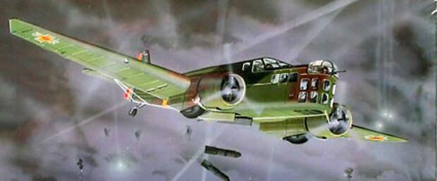 Самолет Bloch