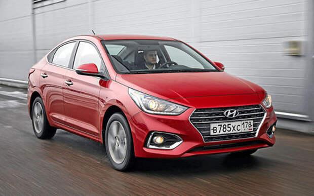 Новый Hyundai Solaris: первый тест-драйв!