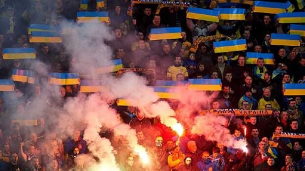 Украина приехала на чемпионат Европы воевать, а Россия?