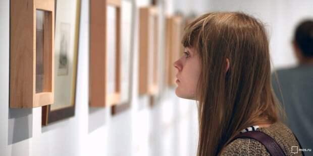 В библиотеке на Усиевича открылась выставка живописи
