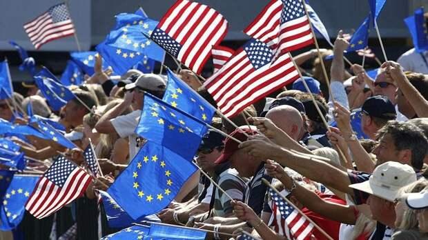 Европа устала от Америки