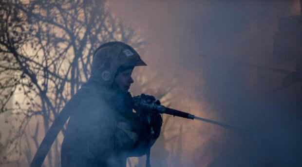 Губернатор Андрей Травников призвал бороться с заблуждениями поджигающих траву фермеров