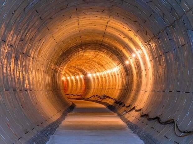 Проходку тоннелей БКЛ метро планируется завершить в этом году