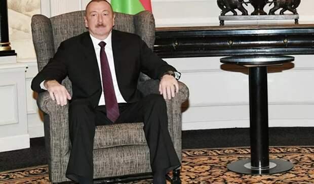 Ильхам Алиев назвал нагорно-карабахский конфликт исчерпанным