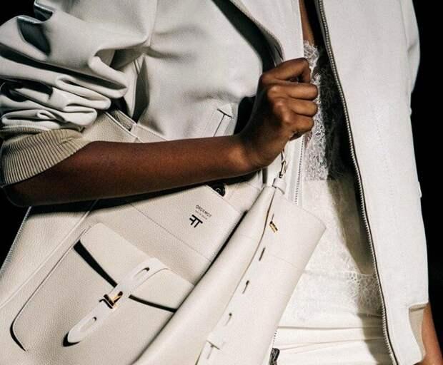 5 стильных осенних образов в белом цвете. Модная подборка