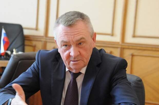 Сенатора Владимира Бекетова наградили орденом