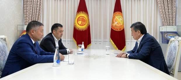 Киргизские сожаления