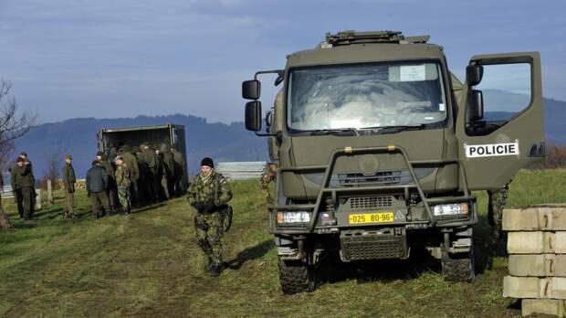 Взрывы во Врбетице не были терактом – генпрокурор Чехии