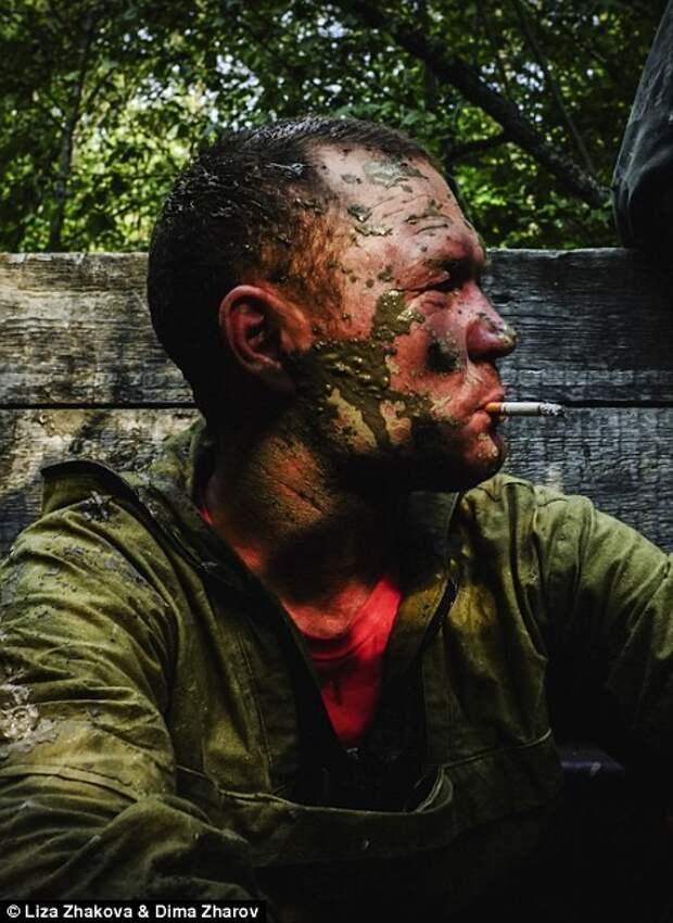 Охотник бомжи и пьяницы, российская глубинка