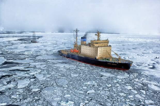 Российских заключенных отправят работать в Арктику