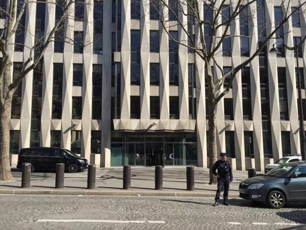 Стали известны подробности взрыва в офисе МВФ в Париже