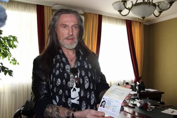 Никита Джигурда стал гражданином ДНР