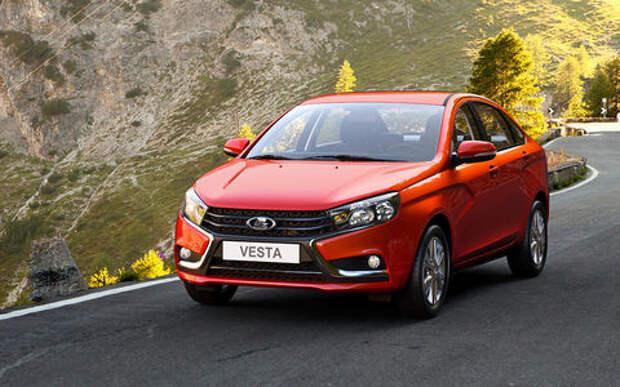 АВТОВАЗ определился со сроками выпуска Lada Vesta с вариатором