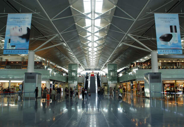 Аэропорт Тюбу - один из лучших аэропортов мира.