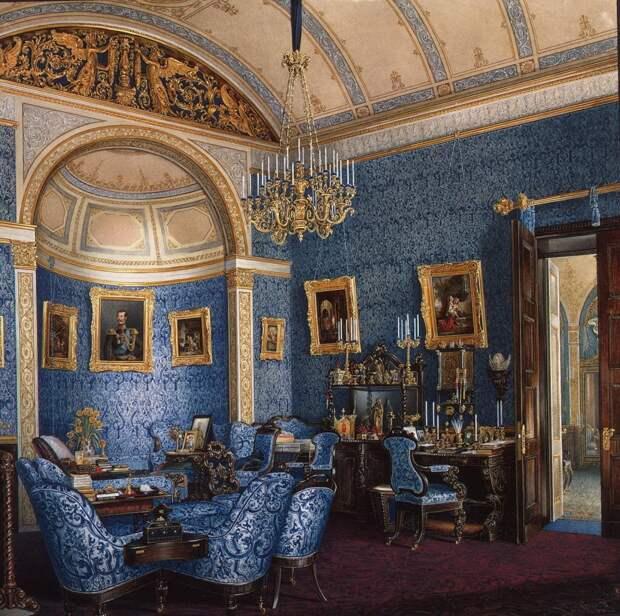 Интерьер 19 века: характерные черты стиля, особенности, узнаваемые мотивы, возможности использования в современном дизайне интерьера