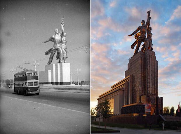 Тогда исейчас: как Москва поменялась за150 лет