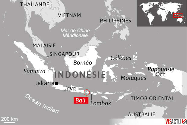 К северу от Бали пропала индонезийская подводная лодка