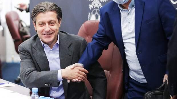 Хачатурянц подтвердил, что ему поступало предложение стать президентом РПЛ
