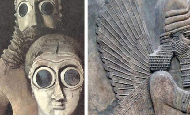 Технологии древних шумеров