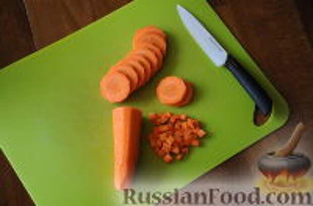 Фото приготовления рецепта: Кулеш украинский - шаг №4