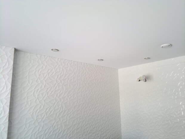 Тканевый натяжной потолок своими руками