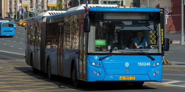 В Алексеевском изменился номер автобусного маршрута