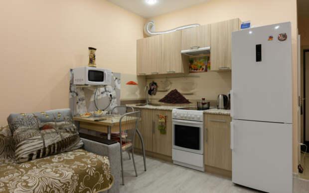 Жизнь на 10 квадратах: сколько стоят самые миниатюрные квартиры Москвы