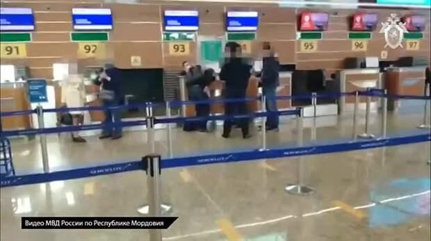 В Москве в Шереметьево задержан бывший зампред правительства Мордовии Меркушкин, его...