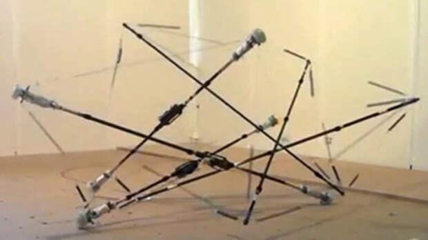 Новый робот Nasa издаёт хлюпающие звуки как детская игрушка