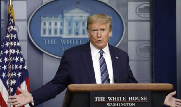 CNN сообщил о попытке отравления Трампа рицином