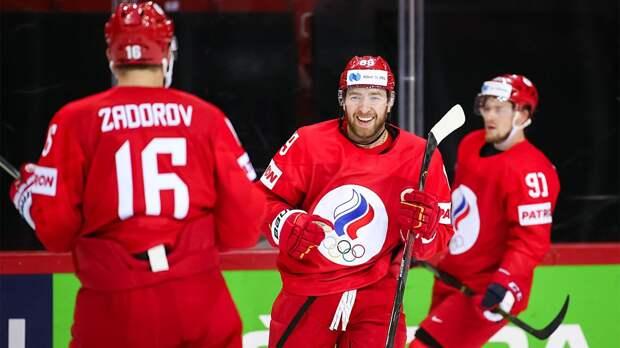 Букмекеры оценили шансы сборной России выиграть чемпионат мира по хоккею накануне четвертьфиналов