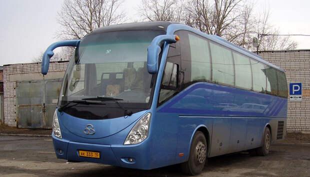 Приостанавливается автобусный рейс на Санкт-Петербург