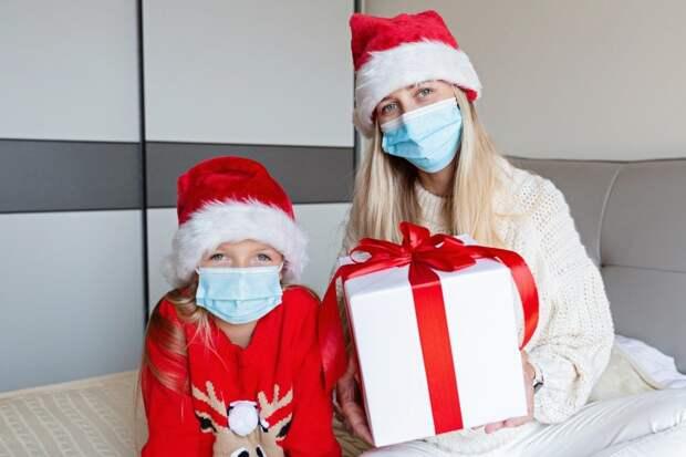Жителям Удмуртии рассказали, как провести Новый год без риска заразиться коронавирусом