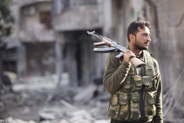 Алеппо...